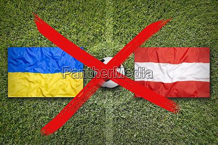 canceled soccer game ukraine vs austria