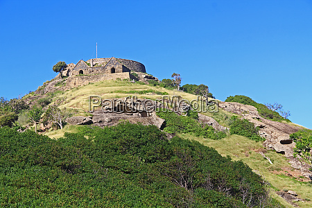old fort barrington in st johns