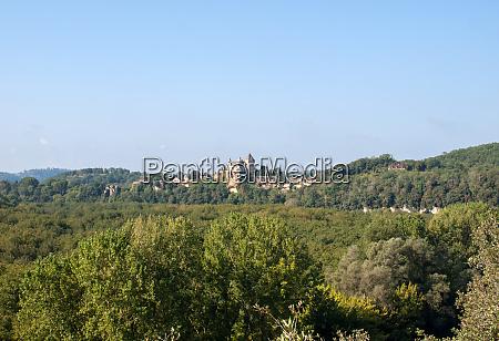chateau de montfort in the dordogne