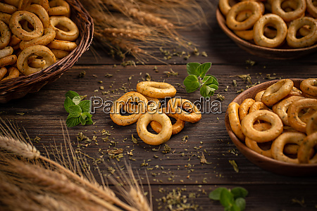 hard salted pretzels classic snack