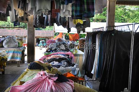 market stall in bilar philippines