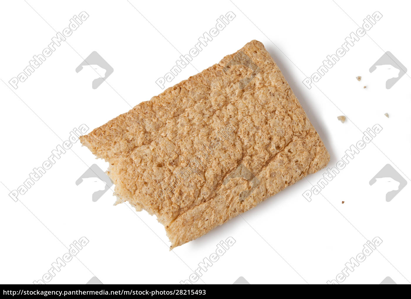 crispreads, , isolated, on, white, background, , top - 28215493
