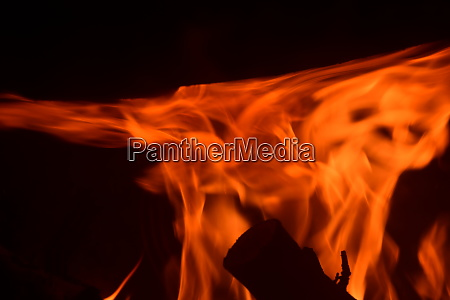 fire, in, the, fireplace, , log, fire, - 28215985