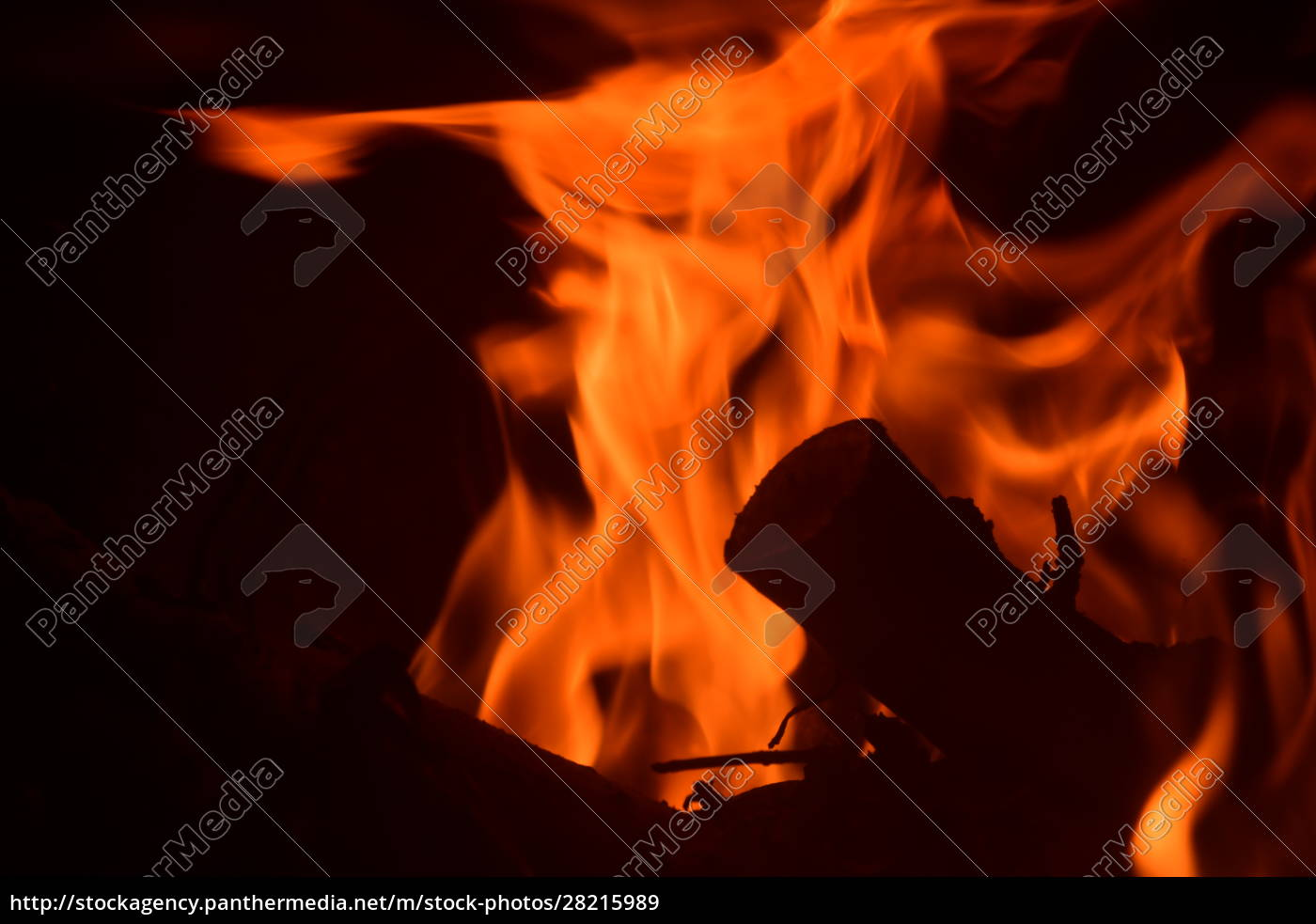 fire, in, the, fireplace, , log, fire, - 28215989