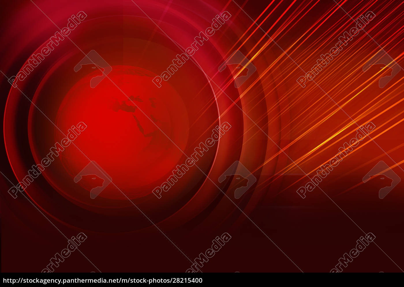 graphical, red, theme, background, with, motion - 28215400