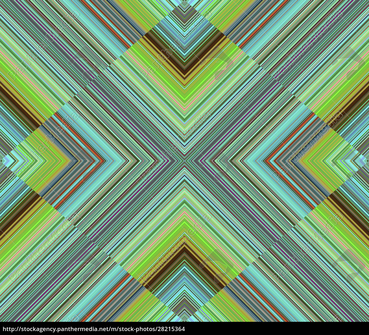 green, stripes, repeating, pattern, tile - 28215364