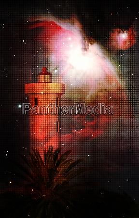 landscape, with, the, lighthouse, on, woodbridge - 28215150