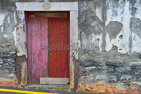 old, building, wall, door, , madeira - 28215231