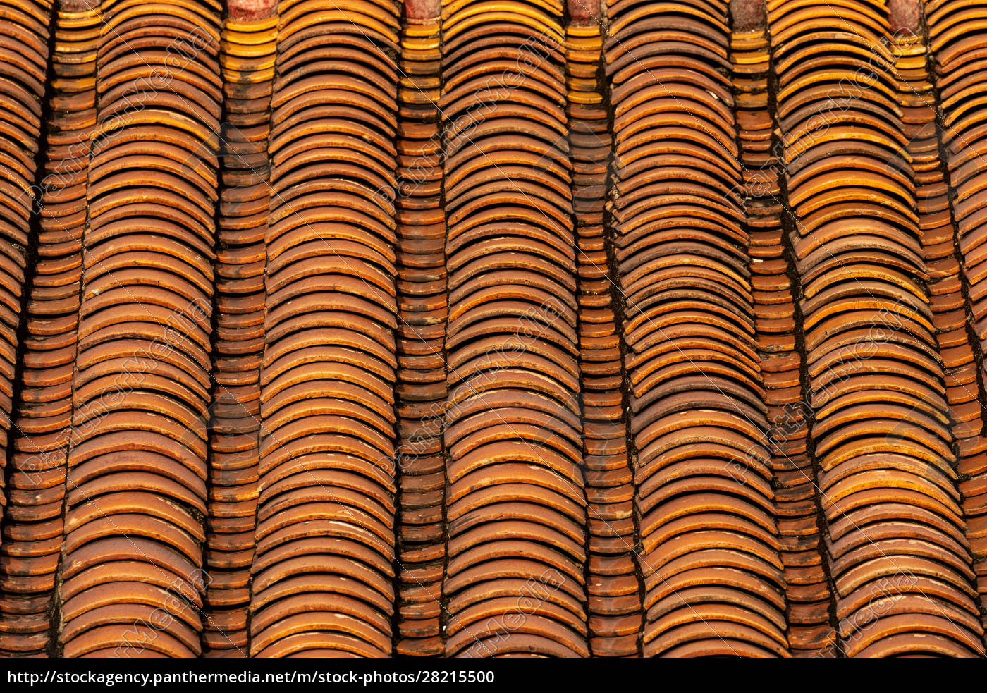 red, roof, tiles, as, background - 28215500