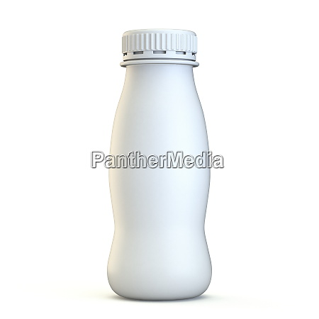 small, white, plastic, bottle, with, lid - 28215581