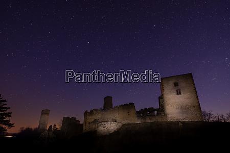 the, ruine, of, brandenburg, castle, at - 28215453
