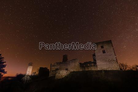 the, ruine, of, brandenburg, castle, at - 28215476