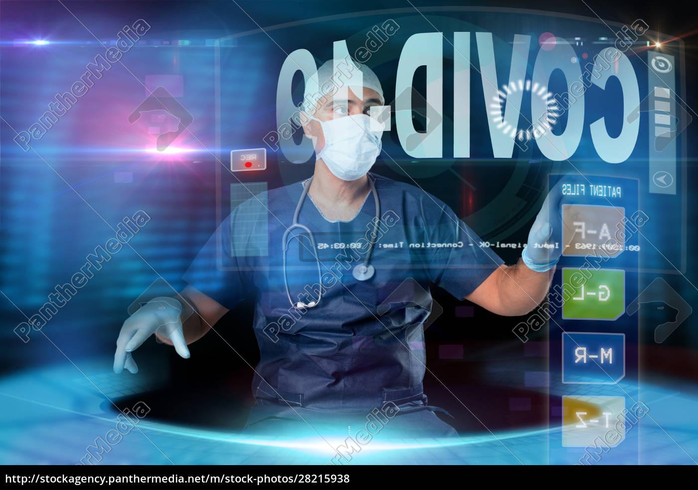 virus, research - 28215938