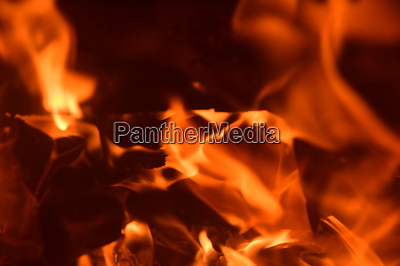 fire, in, the, fireplace, , log, fire, - 28216168