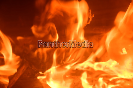 fire, in, the, fireplace, , log, fire, - 28216171