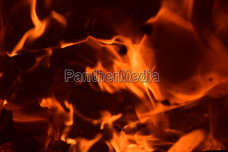 fire, in, the, fireplace, , log, fire, - 28216217