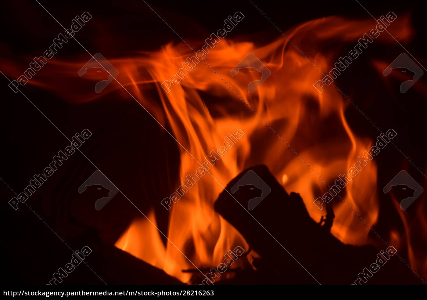 fire, in, the, fireplace, , log, fire, - 28216263