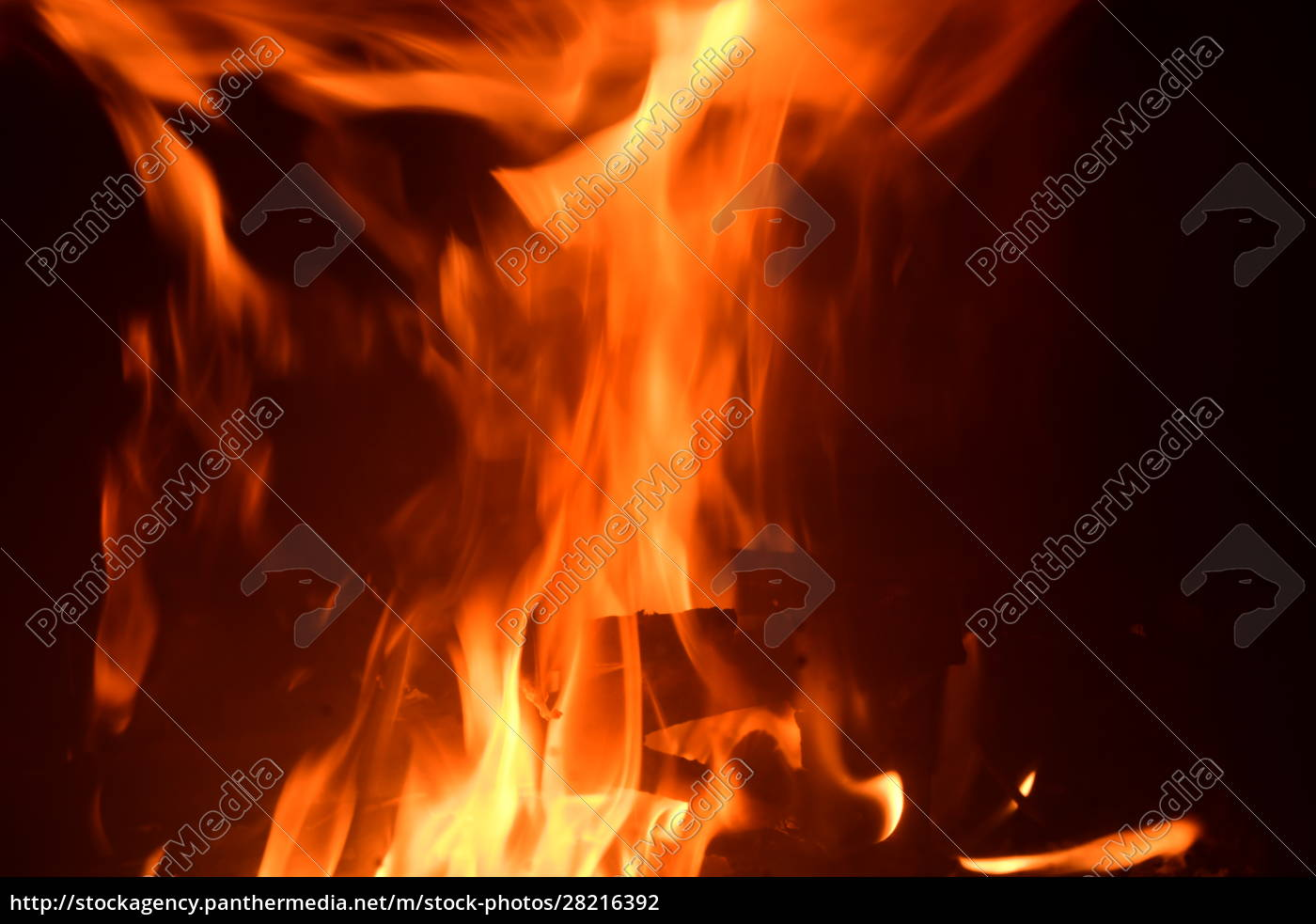 fire, in, the, fireplace, , log, fire, - 28216392
