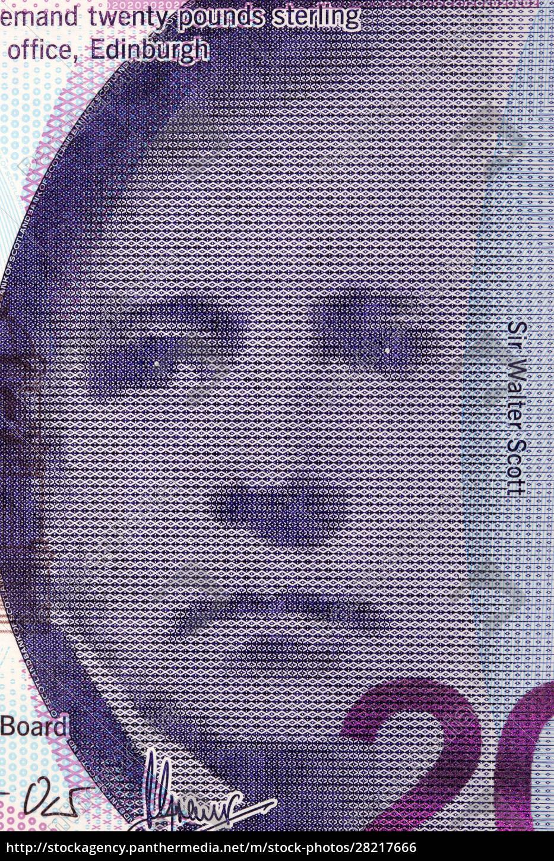 sir, walter, scott, a, portrait, from - 28217666