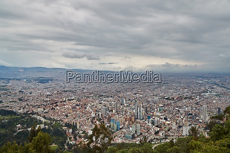 bogota, , colombia, cloudy, day - 28218240