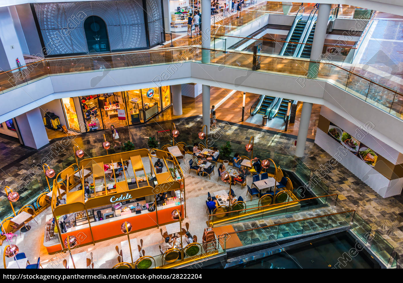 interior, of, the, shoppes, at, marina - 28222204
