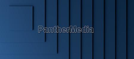 dark blue modern background with three
