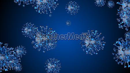 microscope virus cell pandemic bacteria pathogen
