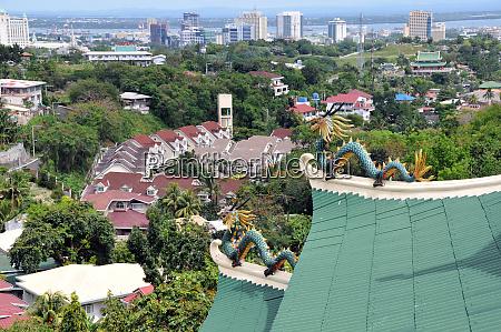 view of beverly hills in cebu