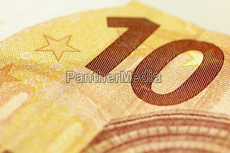 euro bills print detail 4