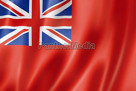 red ensign uk flag