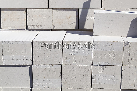 porous material on construction sites