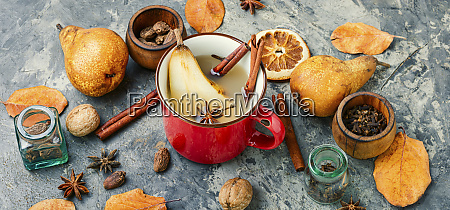 pear alcoholic drink