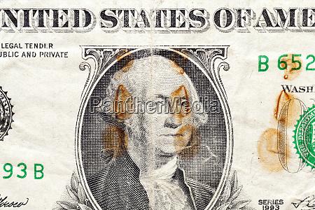 rusty one genuine cash dollar