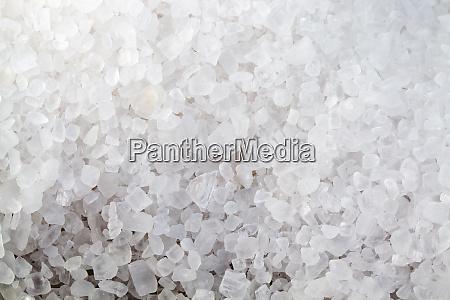 large coarse salt