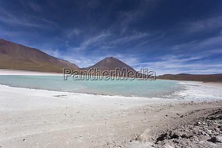 a view of laguna blanca