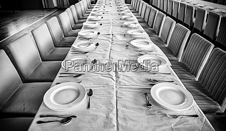 table for a feast