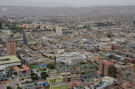 city of arica in the arica