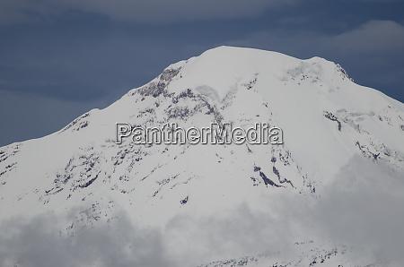 pomerape volcano in the lauca national