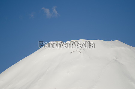parinacota volcano in the lauca national