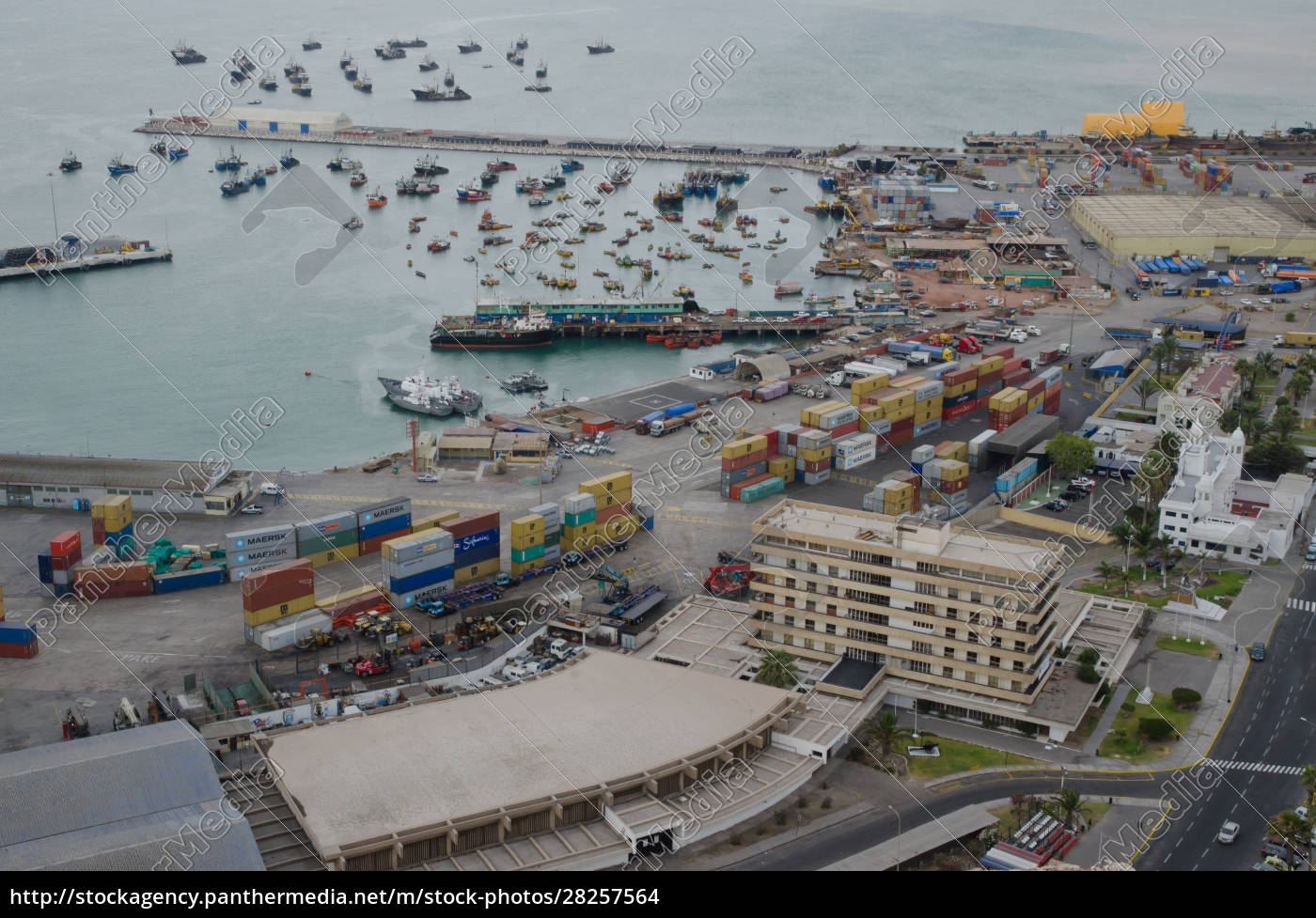 city, of, arica, with, the, arica - 28257564