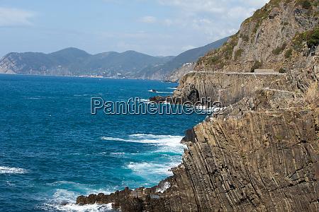 cliffs, in, riomaggiore., , cinque, terre, - 28257903