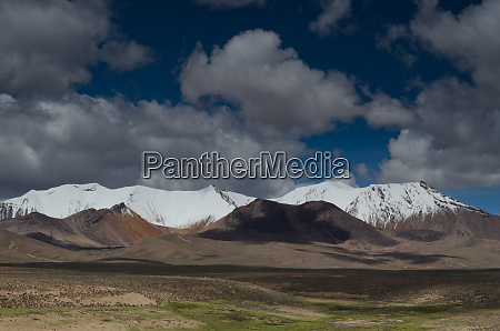 high, plateau, and, mountains, in, lauca - 28257834