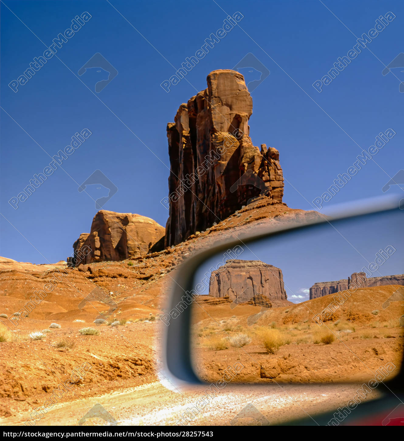 monument, valley - 28257543