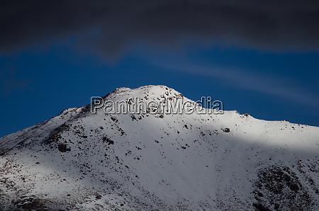 snowy, peak, in, the, lauca, national - 28257845