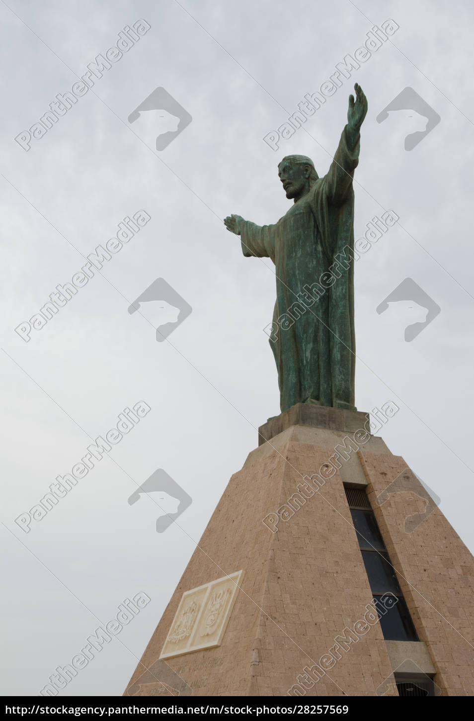 statue, of, jesus, christ, in, the - 28257569