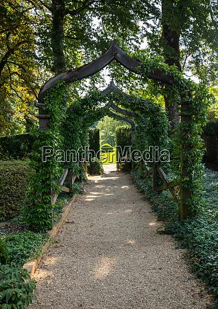 the, picturesque, jardins, du, manoir, d - 28257726