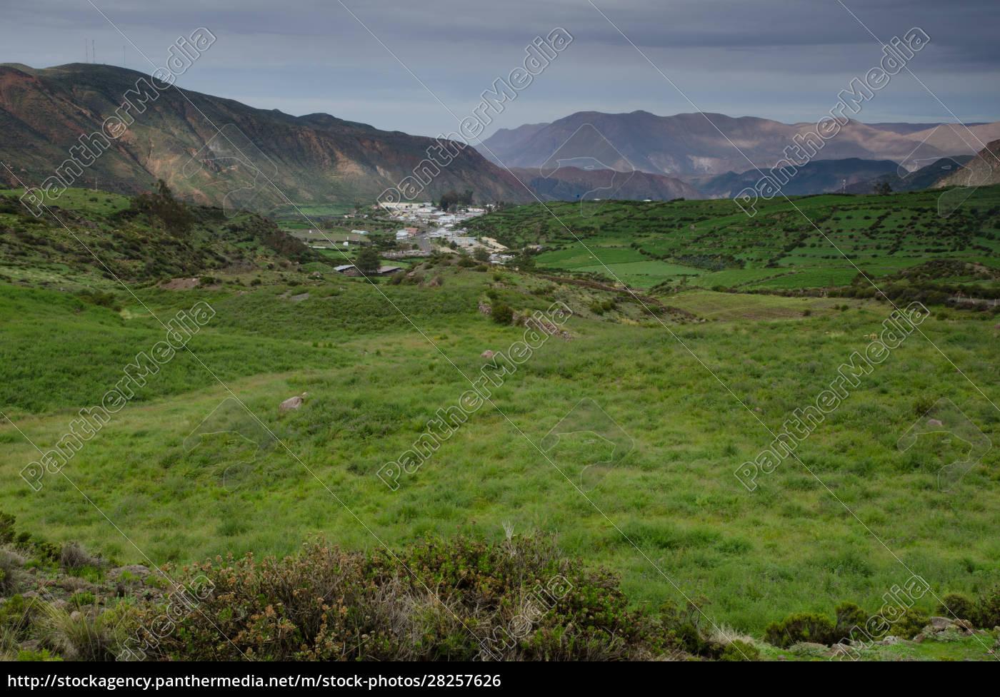 village, of, putre, in, the, arica - 28257626