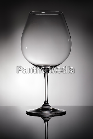 wine glass for burgundy red wine