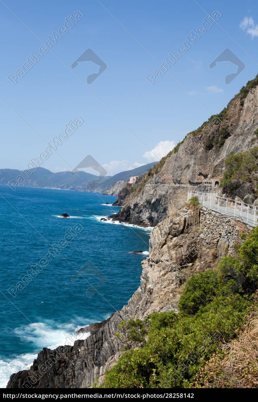 , cinque, terre, -, road, of - 28258142