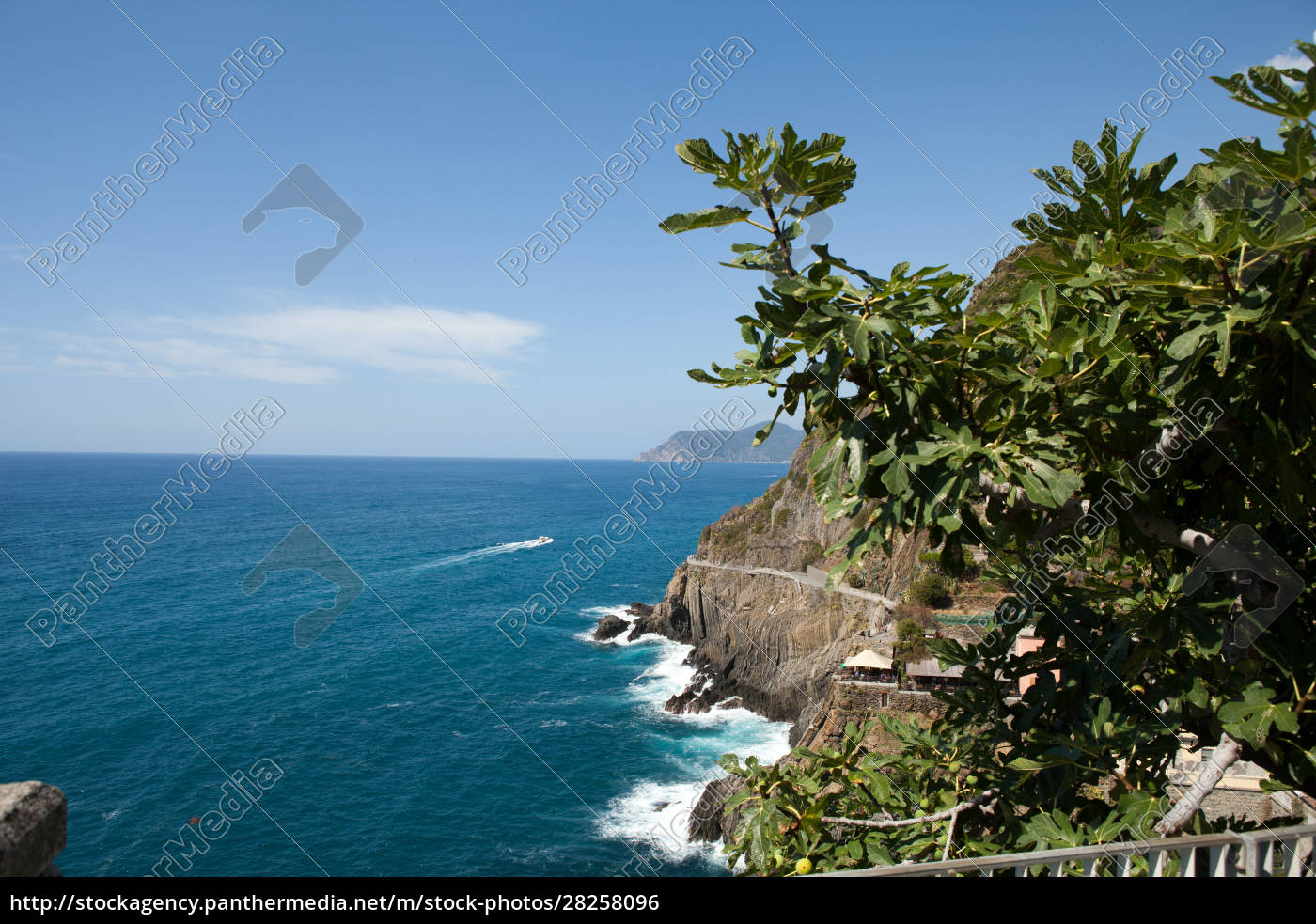 beautiful, coastline, in, cinque, terre, , liguria, - 28258096